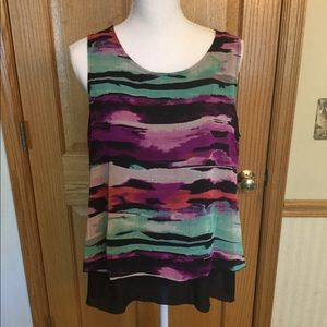Apt. 9 sleeveless tunic